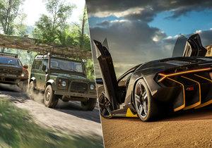 Forza Horizon 3 je závodní hit roku.