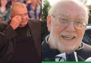 Honza Nedvěd oslavil 70. narozeniny a poslal vzkaz bratru Františkovi.
