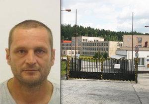Robert Novák pláchl z věznice Odolov.