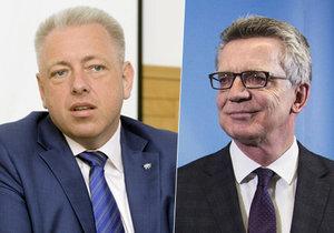"""""""S kvótami nás chápou."""" Chovanec si pochvaluje schůzku s německým ministrem"""