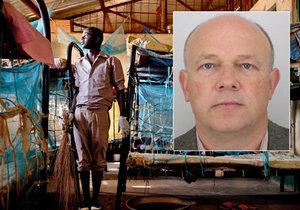 Petra Jaška zadržují v Súdánu.