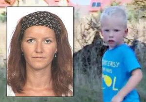 Terezu hledá rodina už tři a půl měsíce: Kde je maminka, ptá se dvouletý syn