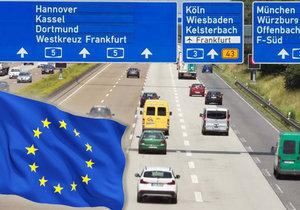 Německé poplatky za dálnice diskriminují a to se Komisi nelíbí.