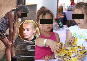 Dcera Dary Rolins Laura se složila kvůli smrti Evy Skallové.