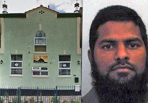 Noor Walile zneužil v mešitě malého chlapce. Dostal šest let.