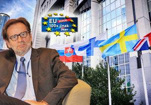 Český velvyslanec v Bruselu Martin Povejšil