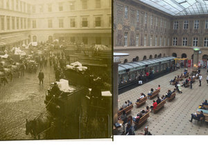 Budova hlavní pošty slaví 15 let od své rekonstrukce, stará je ale mnohem déle, a to 143 let.
