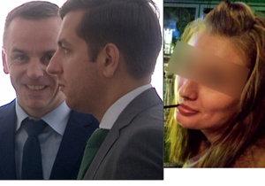 Holanďan (36) zbil a zapálil přítelkyni Simonku (†25): Dostal 22 let!