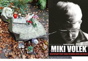 Jaroslav Kříženecký popsal divoký život Mikiho Volka, krále českého rock and rollu.