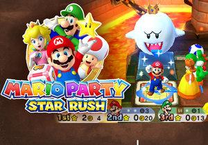 Mario Party: Star Rush je důstojný přírůstek do série Nintendo party her. Užijete si ho ale více v multiplayeru.