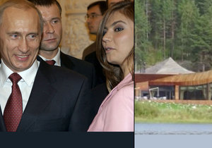 Putin má prý »tajnou daču« v Karélii na severozápadě Ruska.