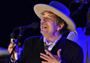 Nobelovu cenu za literaturu získal Bob Dylan.