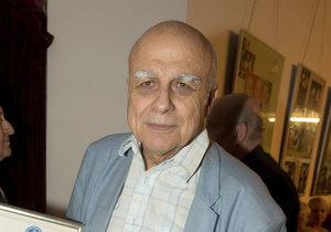 Oceněný zpěvák Ivan Mládek