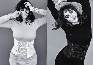 Ewa Farna jako modelka
