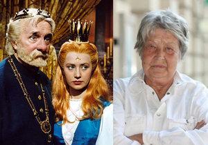 Marie Kyselková jako princezna Lada