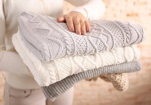 Nezničte si oblíbené svetry jen proto, že nevíte, jak je správně vyprat.