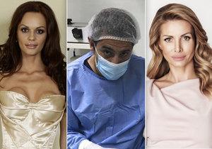 Chlípný chirurg zval do své falešné ordinace i prominenty: Pod jeho »kudlou« málem skončila slavná playmate i poslankyně!