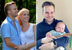 Zpěvák Martin Chodúr (26) a partnerka Ivona Selníková (43): Po synovi svatba!