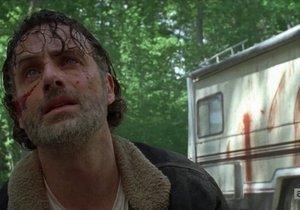 Rick protrpěl mnoho.