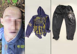 Mrtvolu neznámého muže policisté našli v lesoparku v Košířích.