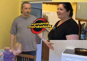Výměna manželek: Fanaticky spořivá rodina jí stejné jídlo 4 dny. A přijde konflikt