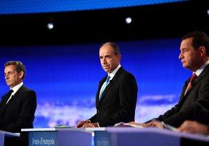 Francouzský kandidát na prezident netušil, kolik stojí tradiční čoko rolka.