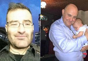 Stefano Brizzi je obviněn z brutální vraždy policisty.
