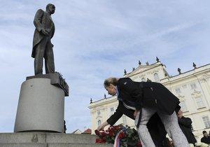 Oslavy 28. října: V Česku je státním svátkem, na Slovensku nikoli.