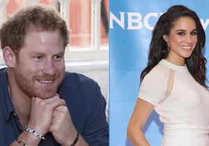 Princ Harry se bojí o svoji novou přítelkyni.