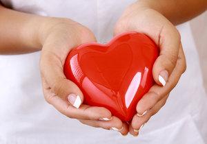 Svému srdci můžete pomoci vhodnou stravou.