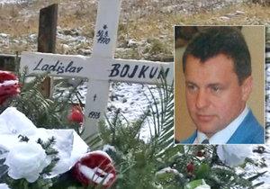 Ladislava Bojkuna (†23) po 23 letech pochovali. Zabil ho Alojz Házy.