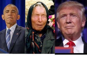 Baba Vanga předpověděla, že Barack Obama bude posledním prezidentem USA. Znamená to, že úřad nepřevezme Donald Trump?