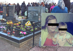 Elišku (†1,5) zabila podle rozsudku Krajského soudu v Brně její matka Tereza (17).