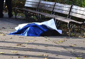 V Praze umrznul další bezdomovec (archivní foto).