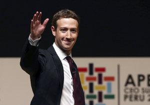 Šéf Facebooku Mark Zuckerberg promluvil o budoucnosti své firmy na konferenci pro softwarové vývojáře.