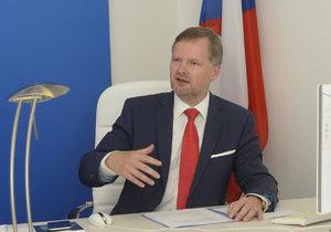 Šéf ODS Petr Fiala odmítá společné vládnutí s Andrejem Babišem. Prý s ANO nepůjde, ani když dostane nabídku na vicepremiéra.