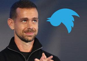 Zakladateli Twitteru Jackovi Dorseymu zrušila sociální síť na chvíli omylem účet.