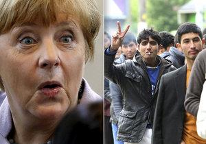 Německo chystá deportovat 100 tisíc uprchlíků.