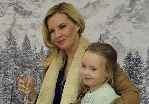 Kateřina s dcerou