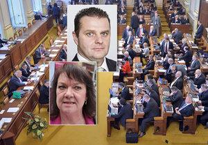 Lídry kandidátek KSČM budou Marta Semelová nebo Zdeněk Ondráček.