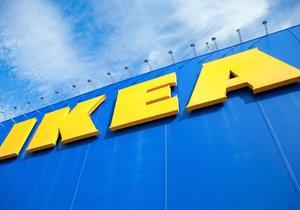Obchodní dům řetězce nábytku IKEA