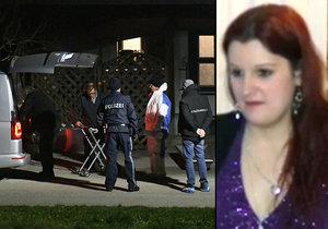 Vražedkyně vystřílela v Rakousku celou svou rodinu, pak obrátila zbraň proti sobě.