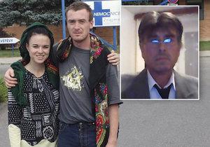 Otec Čecha zadrženého v Turecku promluvil: Jaké mají proti Markétě a Mirkovi důkazy?