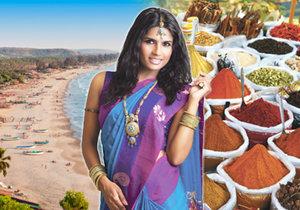 Kam v zimě k moři? Rozhodování je teď o něco těžší, protože k tradičním destinacím přibývají další. Jako třeba Goa v Indii. Desetidenní zájezd se snídaní pořídíte už od 15 tisíc.