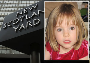 V případu zmizelé Maddie se objevily zase nové stopy.