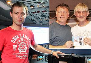 Miliardářský bratr Vladimíra a Michala Dlouhých: Jezdíme společně pod stan