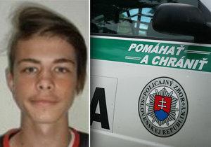 Chlapec sražený policií byl nadějný hokejista.