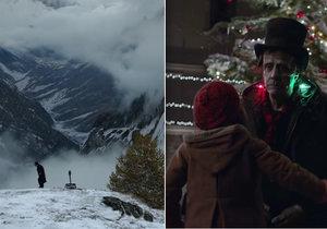 Vánoční reklama Applu se natáčela v Žatci.