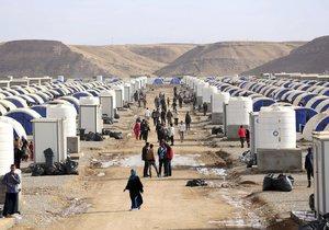 Libyjské uprchlické tábory dostanou od Německa příspěvek na pomoc. (Ilustrační foto)