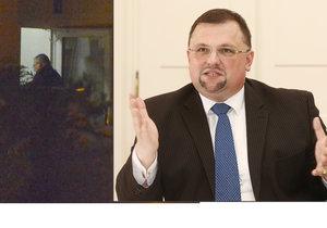 """Exkluzivní foto: Nejtěžší večer Zemanova ceremoniáře, Forejt dostal """"vale"""""""